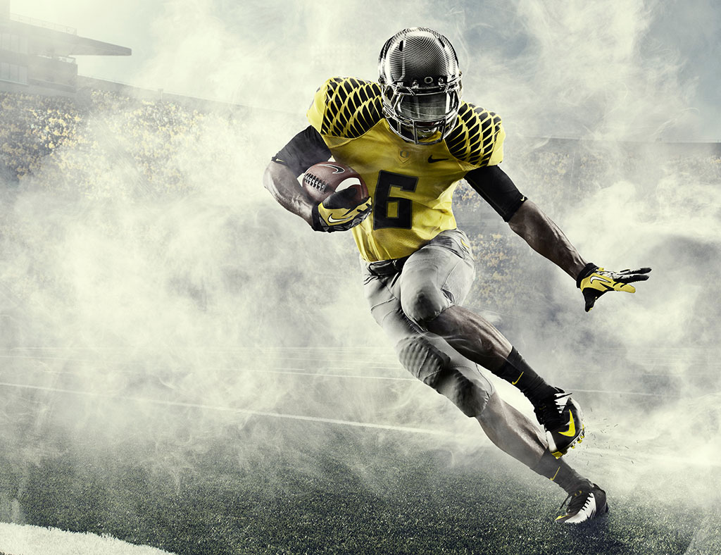 Nike Unveils Integrated Football Uniform System for the Oregon Ducks ... 5fd5477f9