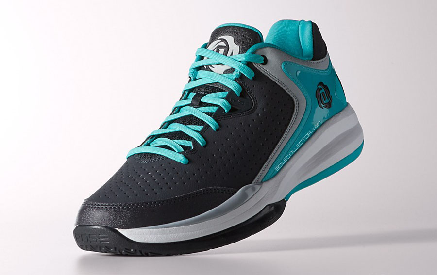 3f79cee4373 adidas D Rose Englewood III - Grey Teal (4)