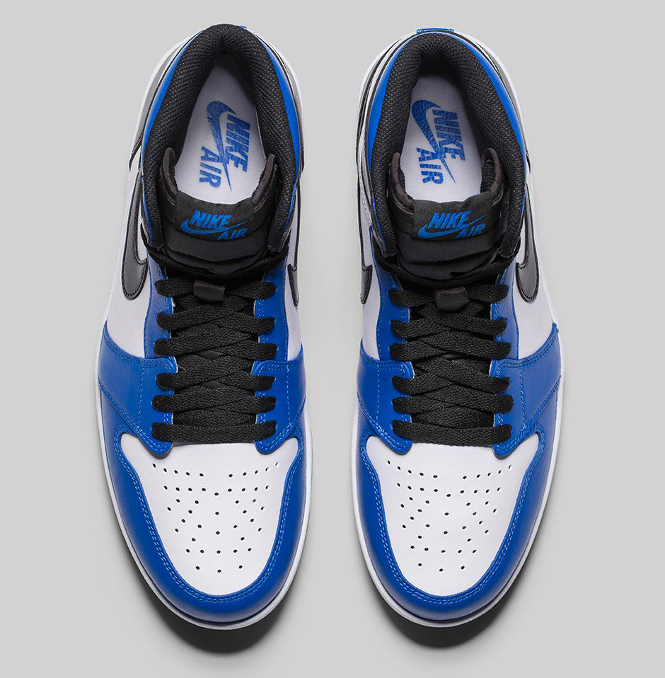 1748db5f6e8a94 Air Jordan 1 High The Return Release Date  10 22 15. Color  White Black-Soar  Style    768861-106. Price   150