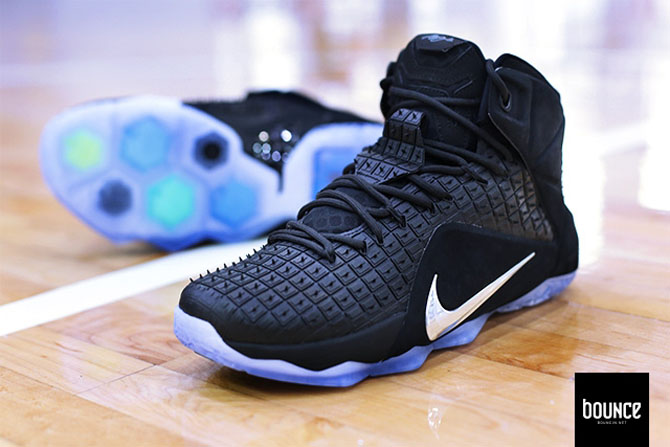 2ce06b74e7f Burn Rubber in This Nike LeBron 12