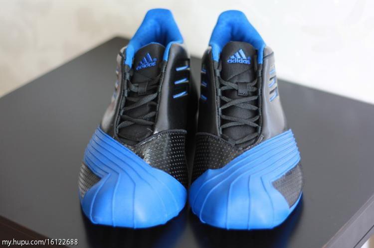 best cheap c686a 7f2c7 adidas TMAC 1 Orlando Black Royal G59090 (3)