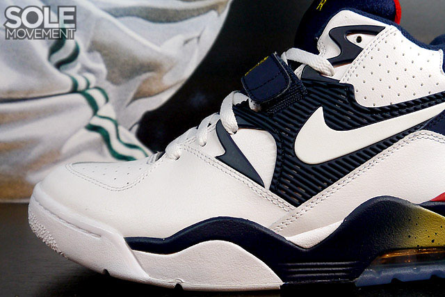 Nike Air Force 180 Olympic Barkley Dream Team 310095-100 (3)