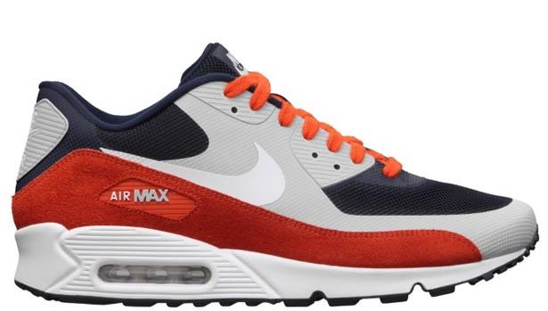 Nike Air Max '90 Premium NFL Chicago Bears