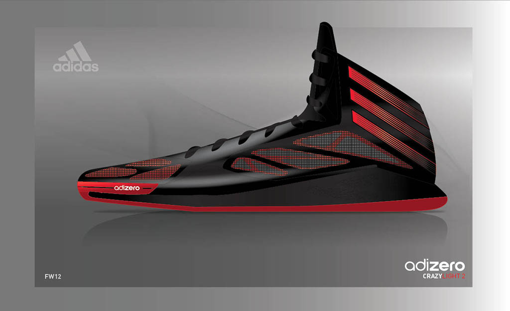 adidas adiZero Crazy Light 2 Sketch (7)
