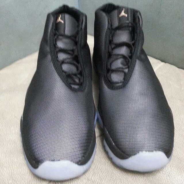 Air Jordan Future 3M Reflective Black (1)