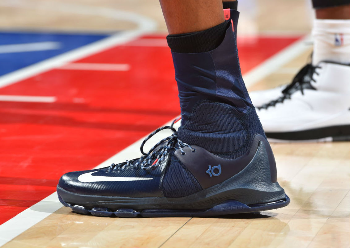 nike kd 8 elite navy sole collector