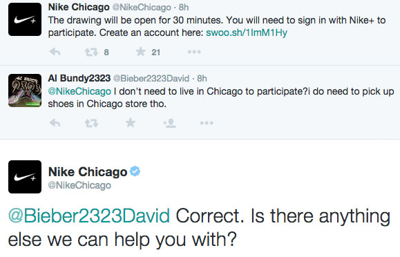 Nike Chicago Launches Online Raffle System But Out of Towners Are Winning (4)