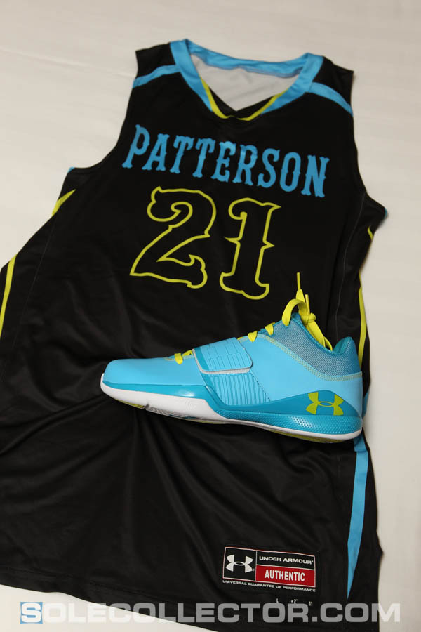 Under Armour Bloodline Patterson High School Brandon Jennings Invitational (2)