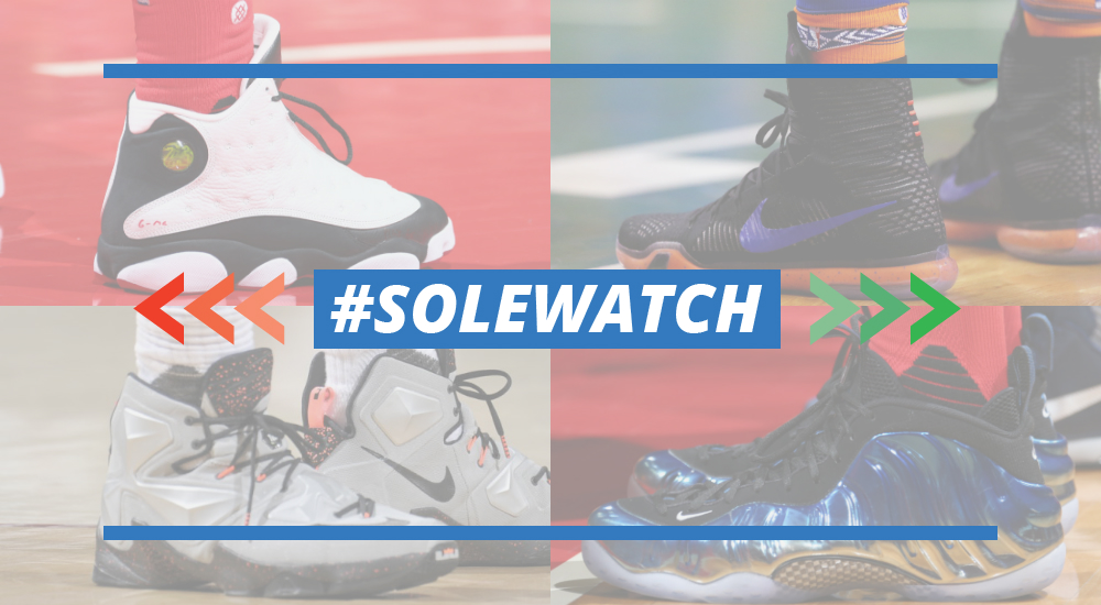 Nba Sole Watch Power Rankings March Solewatch Ase Collector