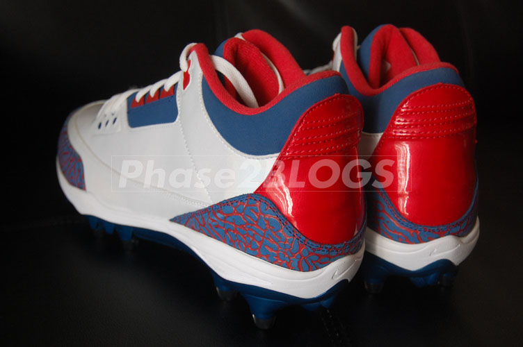 Air Jordan III 3 Michael Vick Pro Bowl PE (6)
