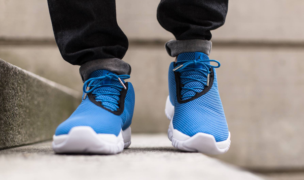 51101e74ae7 See How the Jordan Future Low Looks On-Feet | Sole Collector