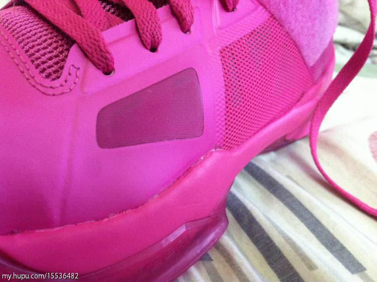 Nike Zoom KD IV Aunt Pearl Kay Yow Think Pink 473679-601 (5)