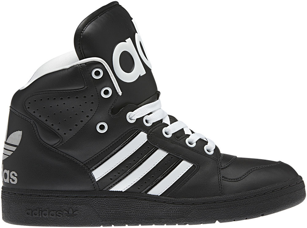 adidas Originals JS Instinct Hi Black White Fall Winter 2012 G61087 (1)