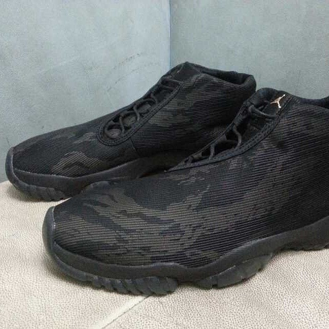 Air Jordan Future Tiger Camo Black (2)