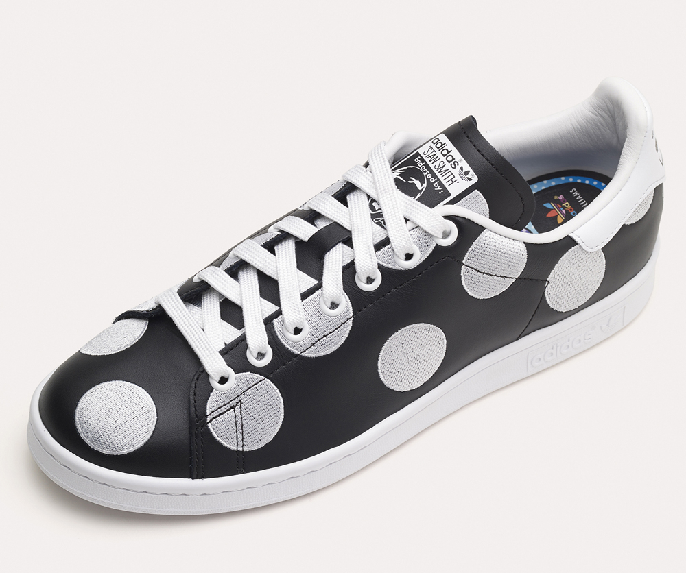brand new 24ab7 40faf Pharrell Polka Dots the adidas Stan Smith | Sole Collector