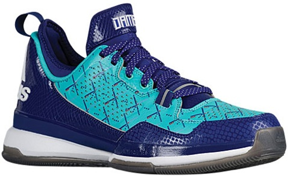 adidas D Lillard 1 Multi-Color/Multi-Color