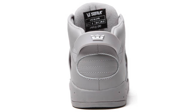 SUPRA Action Pack Skytop III Shoes Grey (4)
