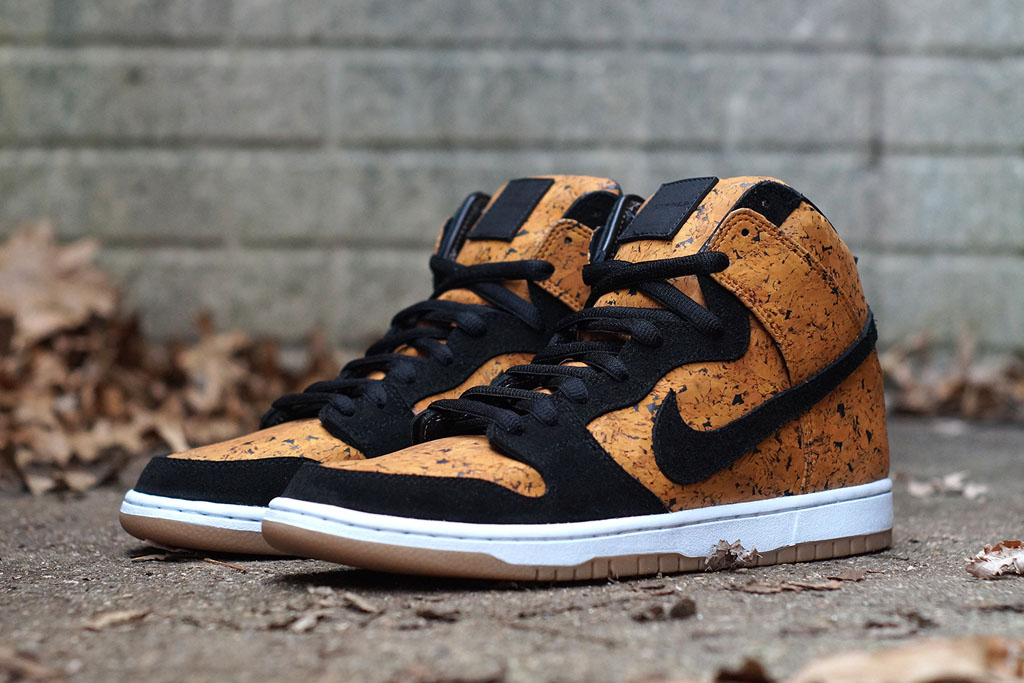 Nike Dunk High SB 'Cork' by JBF Customs (5)