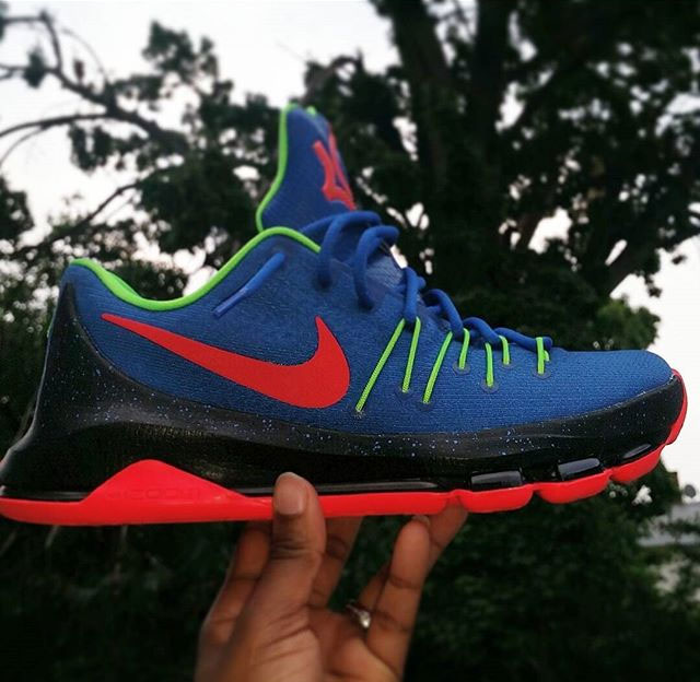 factory price 8eed0 12a72 NIKEiD KD 8 Designs (49)