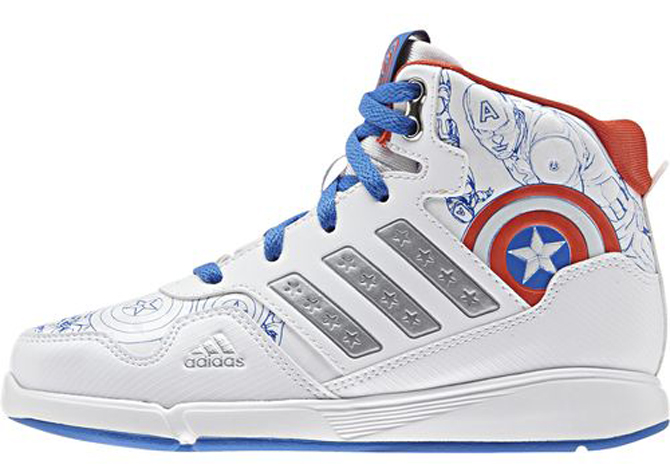 adidas Just Released More Avengers
