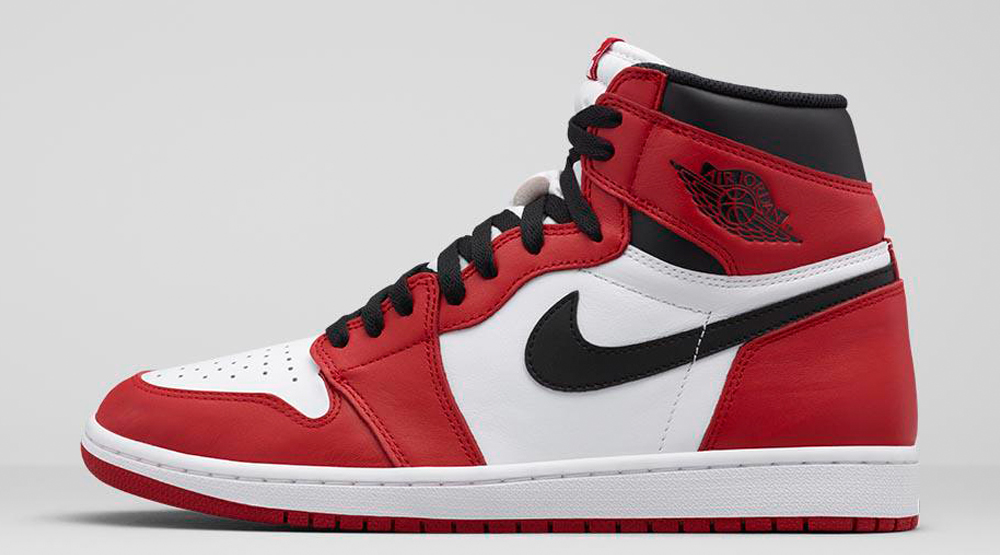 Chicago Air Jordan 1