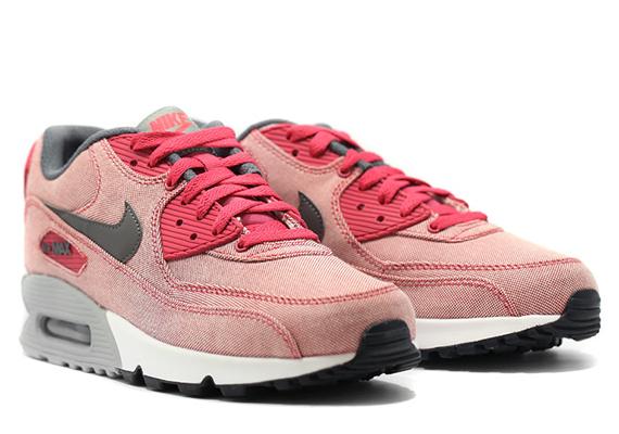 air max 90 premium pink