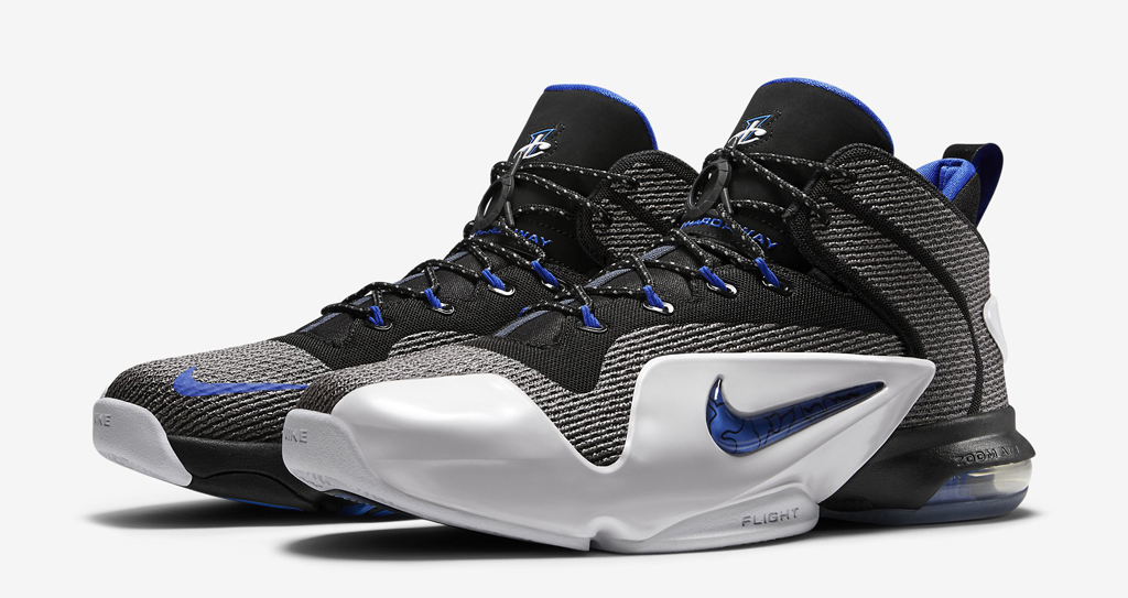 62a85273e07 Nike Packages the  Sharpie  Foamposite One With the  Orlando  Penny ...