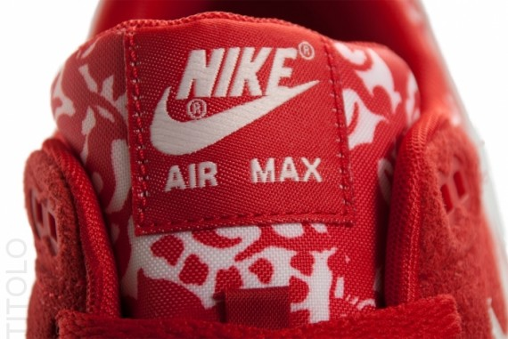 Liberty x Nike Air Max 1 WMNS Sport RedSail Sole Collector  Sole Collector
