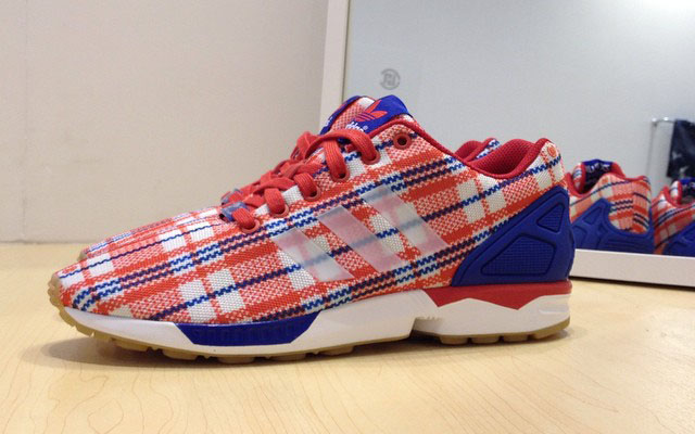 CLOT x adidas ZX Flux Sample | Sole Collector