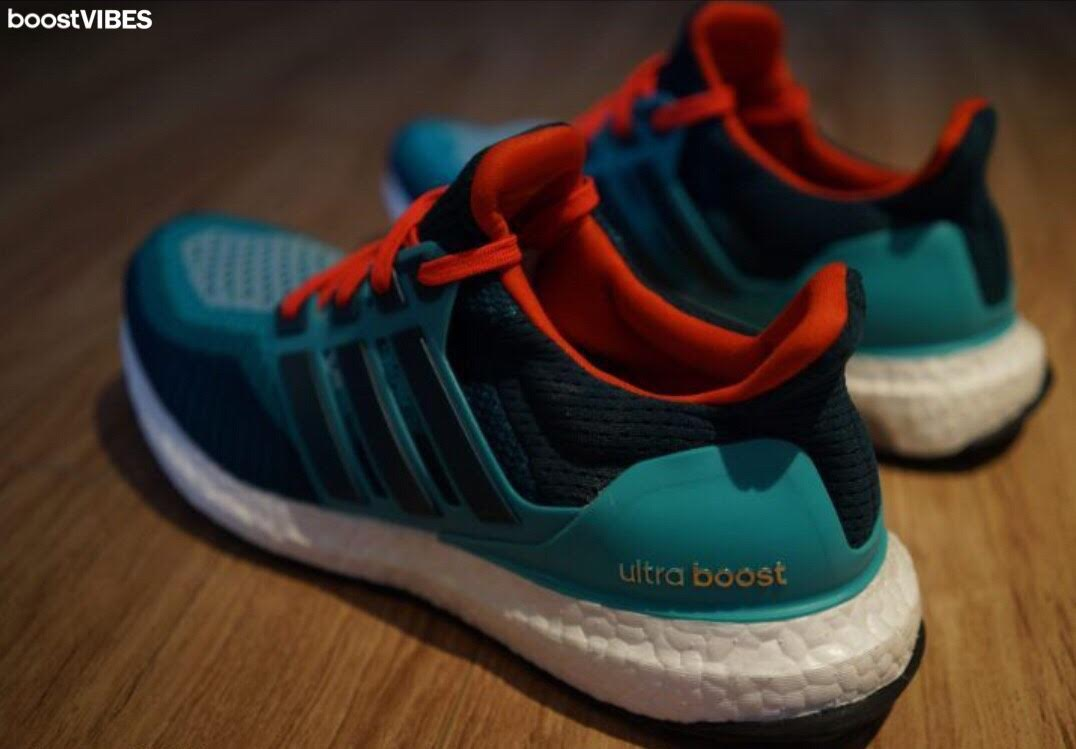 e6e7f3b8a Laces Out   Dolphins  adidas Ultra Boost For 2016