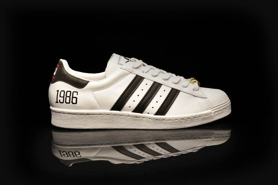 "adidas Originals Superstar 80s - Run DMC ""My adidas"" 25th Anniversary 2"