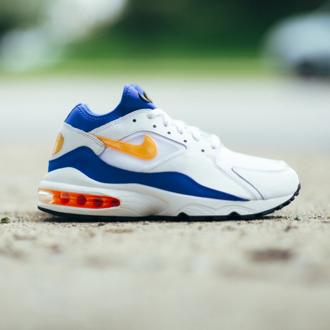 Nike Air Max 93 Profile
