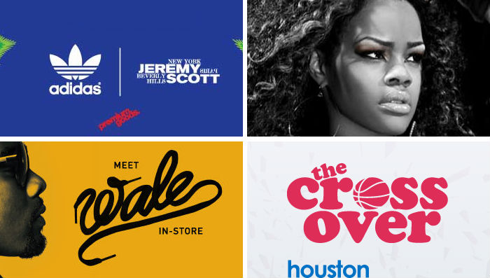 adidas Originals Events Lineup For NBA All-Star Weekend