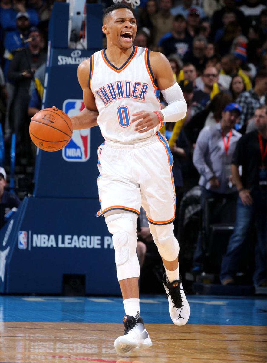 Russell Westbrook Debuts the Air Jordan XXX (1)