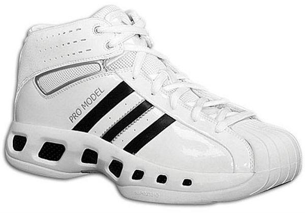 watch 0f7b6 54730 ... closeout dwight howards orlando magic adidas sneaker history pro model  s white black 1 640d9 b99f1