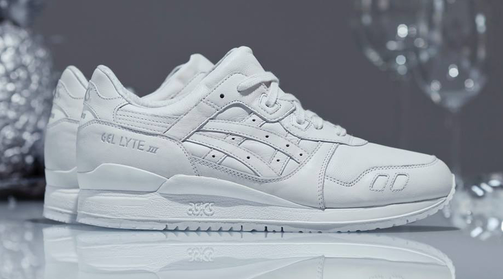 asics gel lyte iii pure white release date