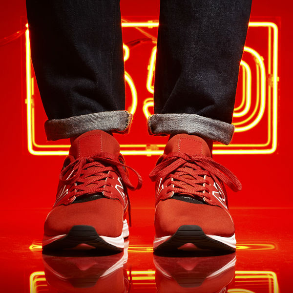 New Balance 1550 Red JD Front