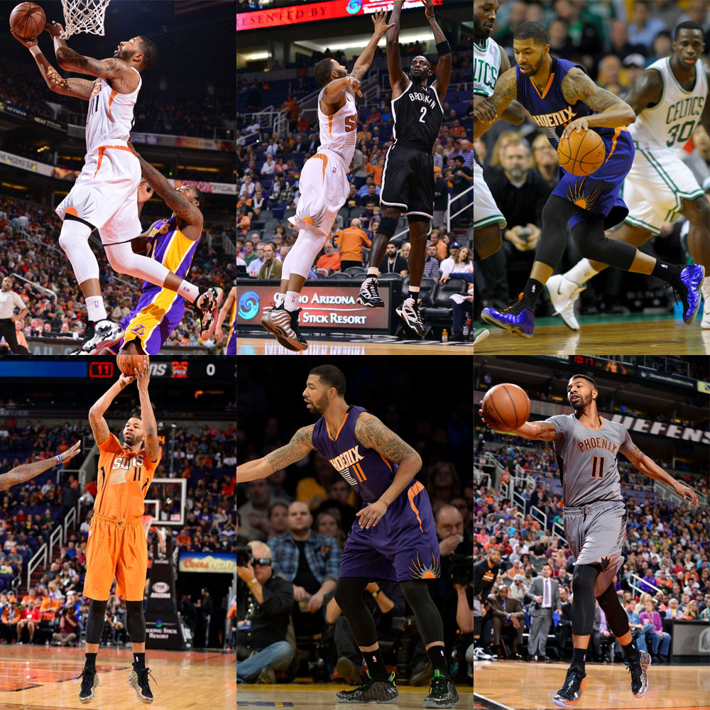 NBA #SoleWatch 2015 Power Rankings: #6 Markieff Morris