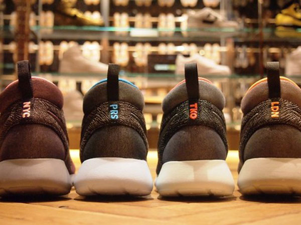 Nike Roshe Run - City Pack - Teaser  a8f2a240f