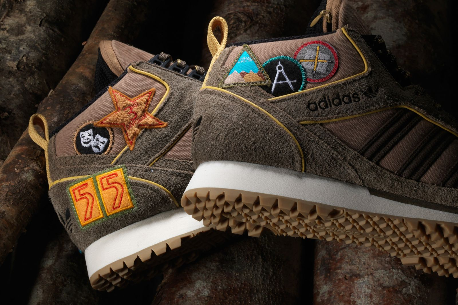 6114473cf Extra Butter Wants You to Go Exploring in These adidas