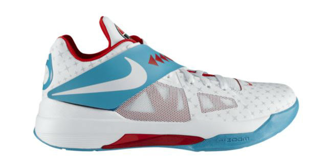 Top 24 KD IV Colorways for Kevin Durant's 24th Birthday // N7 Home