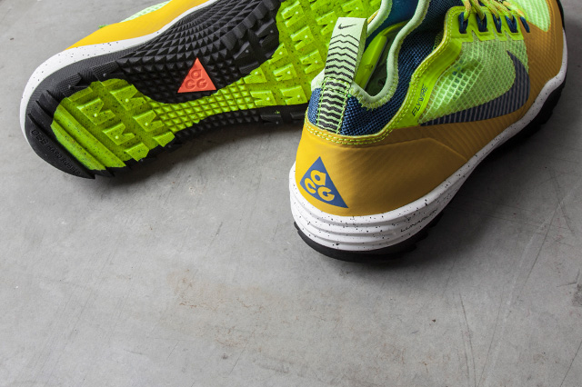 low priced 41f7d 42ee7 Nike ACG Lunar Incognito Mid - Bright Citron