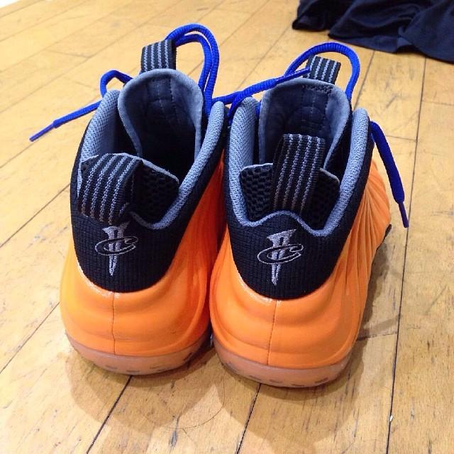 newest 74046 b79e6 Nike Air Foamposite One Knicks (2)