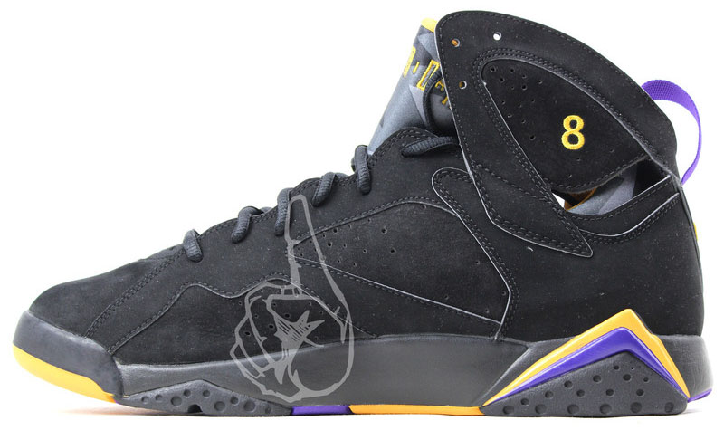 11507920e7afeb ... authentic air jordan 7 kobe lakers pe 3 008d9 043d5 cheap ...