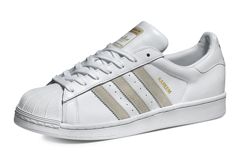 Skaters would approve of these adidas Superstars.