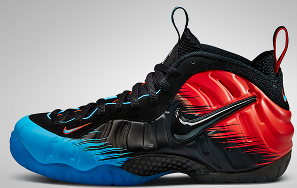 Nike Air Foamposite One Gone Fishing With images Nike ...