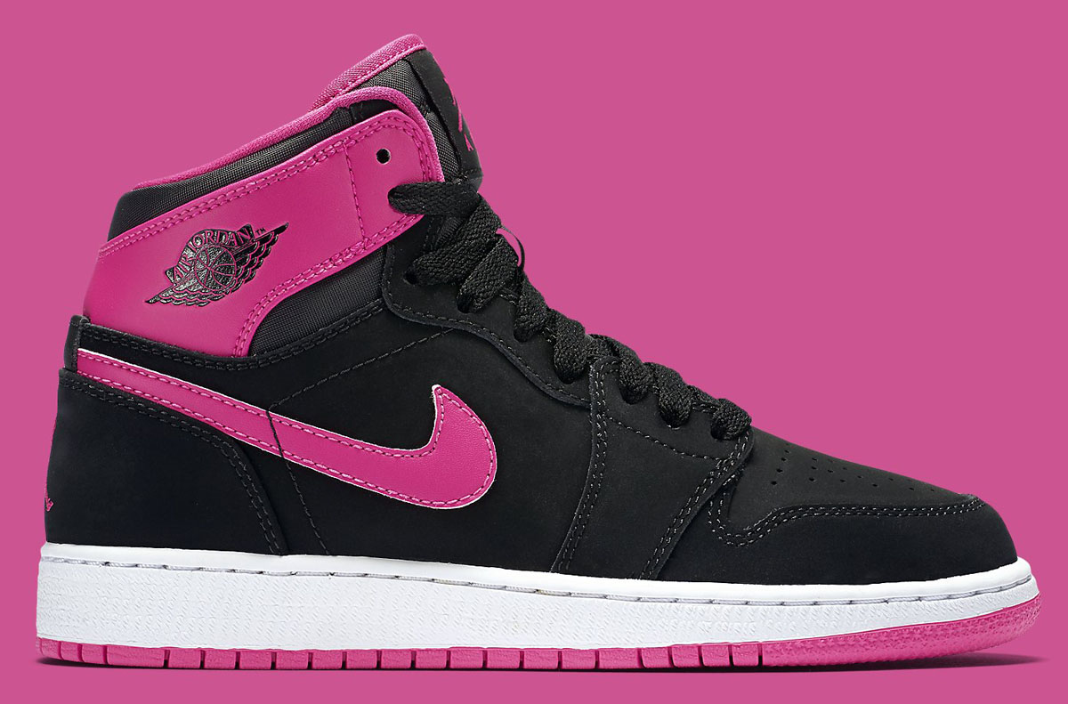 cheap for discount ceef0 308d1 Girls Have Two Exclusive Air Jordan 1 Options for the New ...