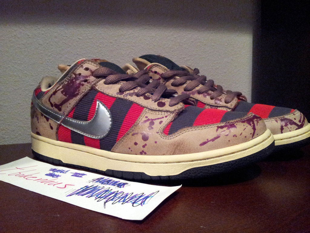 Spotlight // Pickups of the Week 11.17.12 - Nike SB Dunk Low Freddy Krueger by tbakenhus