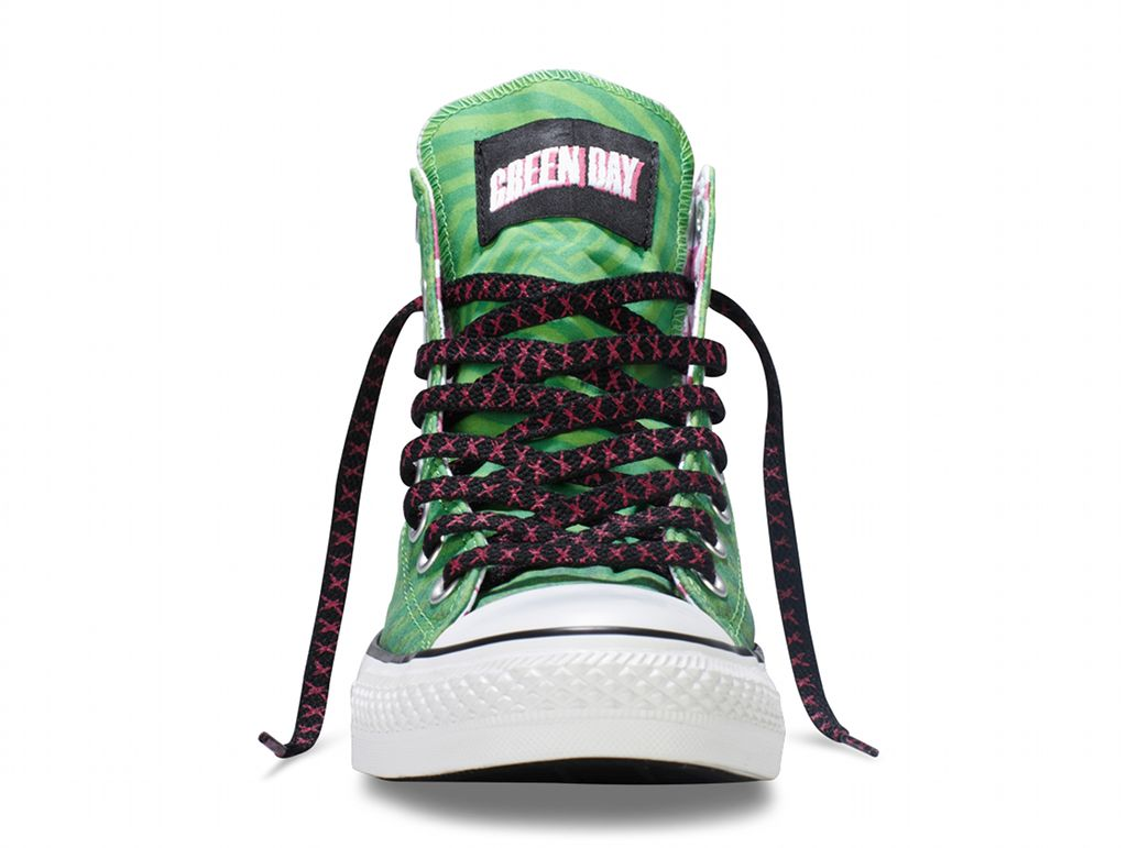 Green Day x Converse Chuck Taylor All Star Uno (2)