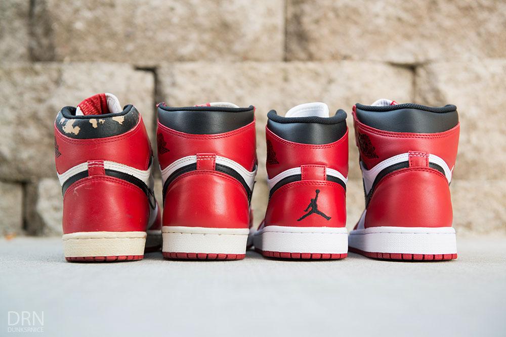 air jordan 1 high chicago bulls (2013)